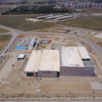 سیستم های کنترل دسترسی ژئوويژن در کارخانه داروسازی نوو نوردیسک قزوین