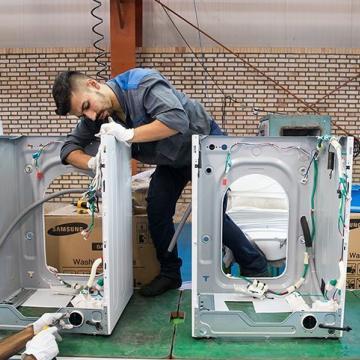 سیستم های نظارت تصویری ژئوويژن در شرکت تکوین الکترونیک (سامسونگ)